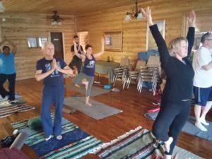 VHI Yoga